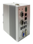 Arbor Solution ARES-530WT extended-temperature rugged box PC with Intel processor.