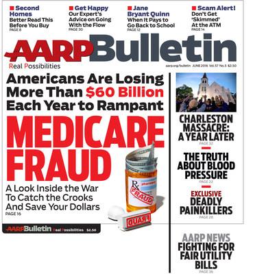 AARP Bulletin June Cover