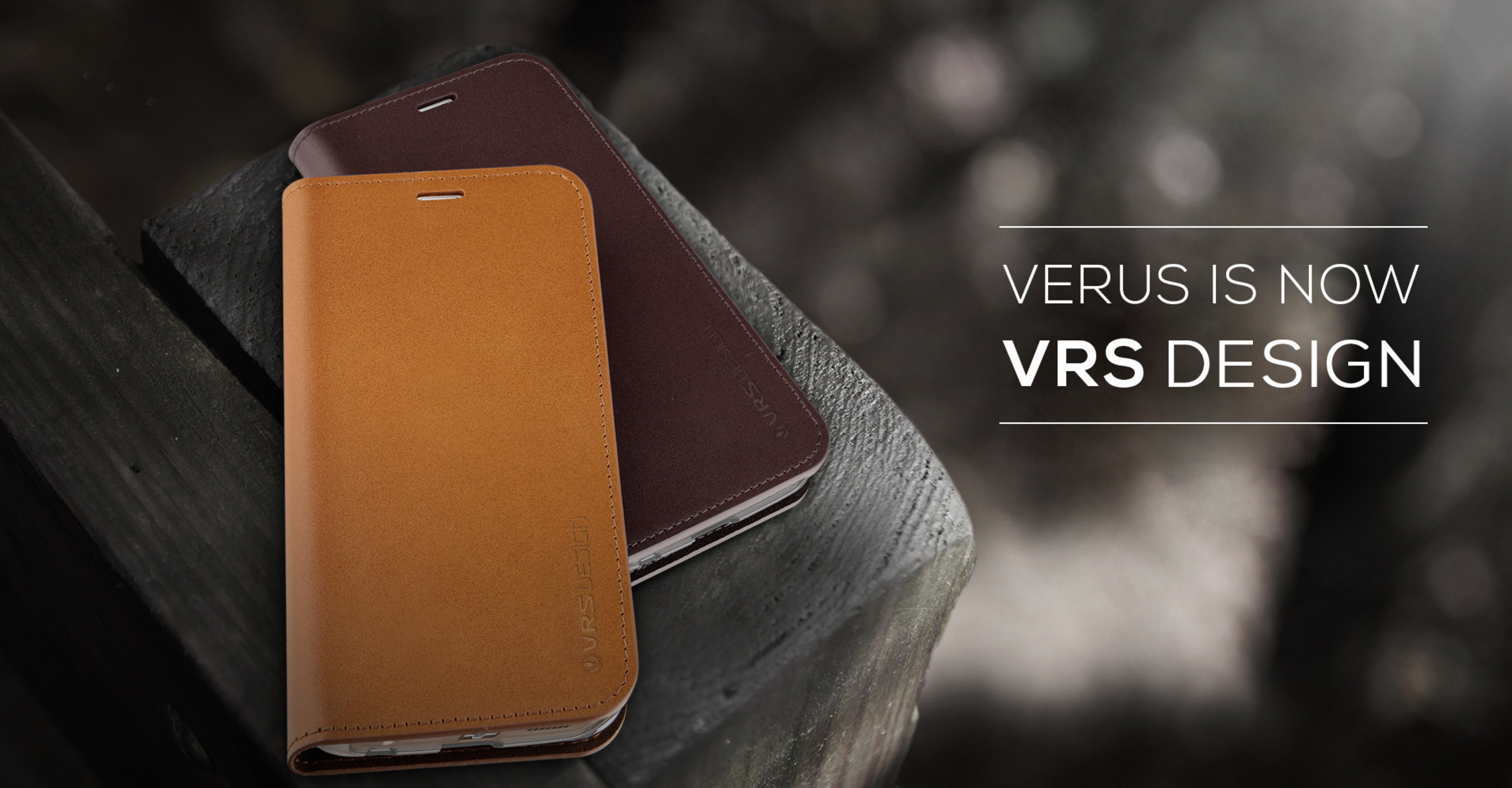 Verus Rebrands as VRS Design