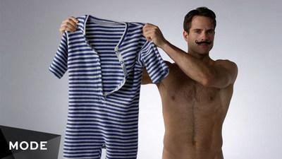 100 Years of Men's Swimwear