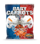 Baby Carrots Blitz Junk Food During Football Playoffs
