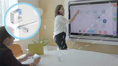 GoTouch Launches on Kickstarter, Turns Any TV Into an Interactive Whiteboard in 50 Seconds
