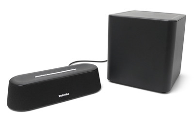 Toshiba Unveils Two New 3D Sound Bars To Enhance Audio Experiences In The Home