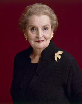 Former U.S. Secretary of State Madeleine Albright