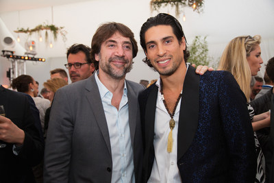 CANNES, France -- Benjamin Larretche launches his new experiential marketing agency, CometLife, at the Cannes Film Festival with various events including the Hollywood Foreign Press Association/FilmAid cocktail party; the afterparty for films like Escobar with Javier Bardem