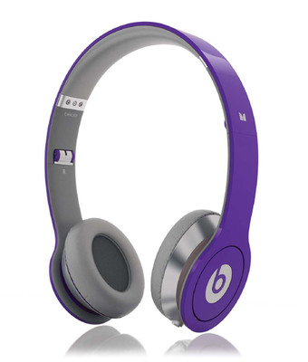Justbeats by Dr. Dre headphones from Monster.  (PRNewsFoto/Monster)