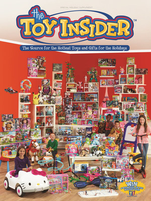 The Toy Insider's 2016 holiday gift guide will appear in the November issue of Family Circle magazine, on newsstands on October 11th, and online at thetoyinsider.com. This year's guide is the biggest ever, featuring more than 275 toys from more than 110 manufacturers.