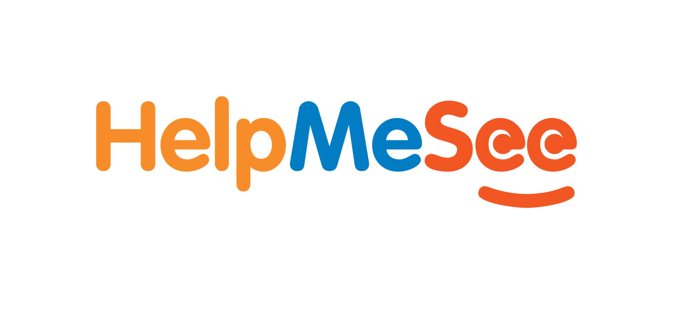 HelpMeSee Logo.
