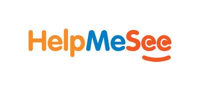 HelpMeSee Logo.  (PRNewsFoto/HELPMESEE)
