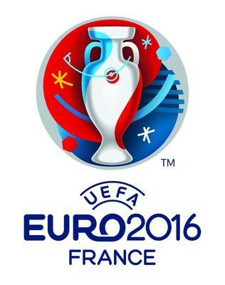 UEFA Euro 2016 Logo (PRNewsFoto/UEFA)
