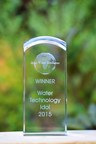 Spiral Water wins Technology Idol at prestigious Global Water Awards
