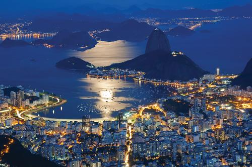 Sugarloaf Mountain, Rio de Janeiro, Brazil. (PRNewsFoto/Seatrade Med) (PRNewsFoto/SEATRADE MED)