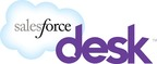 Salesforce Desk.com is the all in one customer support app for fast-growing companies. (PRNewsFoto/salesforce.com)