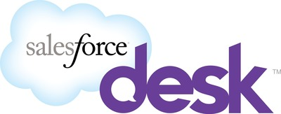 Salesforce Desk.com is the all in one customer support app for fast-growing companies.