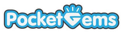 Pocket Gems Logo.  (PRNewsFoto/Pocket Gems)