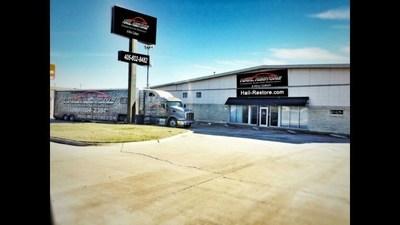 Hail Restore: OKC headquarters at 2130 NW 40th St. Oklahoma city, Ok 73112