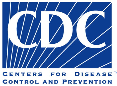 CDC Logo. (PRNewsFoto/Centers for Disease Control and Prevention) (PRNewsFoto/CENTERS FOR DISEASE CONTROL...)