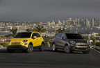 All-new 2016 Fiat 500X combines iconic Italian style with functionality, performance and all-wheel-drive confidence.