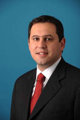 Yannis Karmis, VP Sabre, Global Corporate Solutions.  (PRNewsFoto/Sabre Corporation)