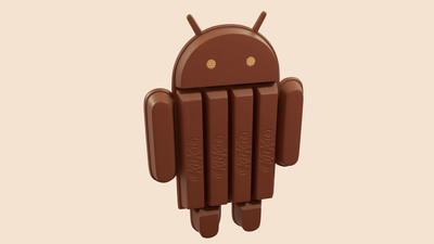 Google announced today the latest version of its Android mobile operating system will be called Android KitKat, after the iconic Kit Kat chocolate bar.  (PRNewsFoto/The Hershey Company)
