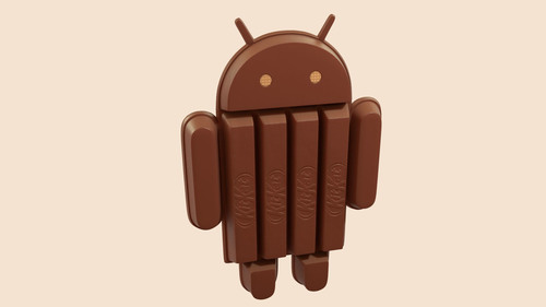 Google announced today the latest version of its Android mobile operating system will be called Android KitKat, after the iconic Kit Kat chocolate bar. (PRNewsFoto/The Hershey Company) (PRNewsFoto/)