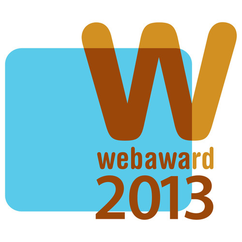 Web Marketing Association's 2013 WebAward Competition for Website Development.  (PRNewsFoto/The Web Marketing Association)