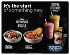 Southern California McDonald's® Adds Breakfast Bowls, Chobani® Greek Yogurt Options To Menu