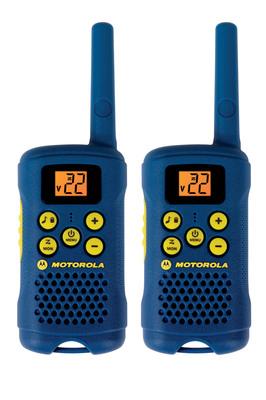 Motorola Talkabout MG160 Two-Way Radios. (PRNewsFoto/Motorola Solutions, Inc.)