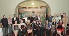 California Raisins awards the winners of the 5th annual America's Best Raisin Bread Contest.  (PRNewsFoto/California Raisin Marketing Board)