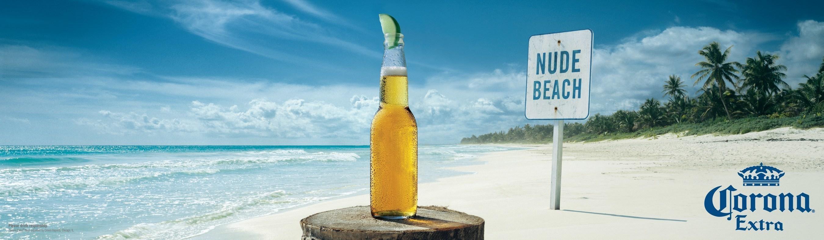 Award winning Corona Extra billboard.