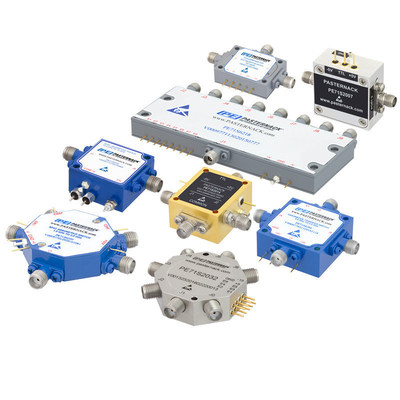 PIN Diode Switches from Pasternack