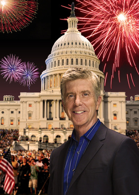 The festivities for our country's 238th birthday kick off on PBS's ''A Capitol Fourth'' with an all-star salute led by two-time Emmy Award-winning television personality Tom Bergeron. The 34th annual broadcast of ''A Capitol Fourth'' airs on PBS Friday, July 4, 2014 from 8:00 to 9:30 p.m. ET.