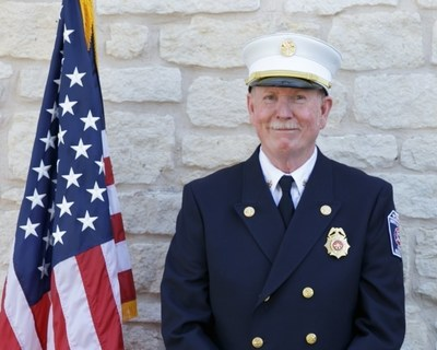 """Kidde and fire service leaders announced the winner of the """"Step Up and Stand Out"""" contest at the Firehouse Expo in Nashville, Tennessee. The honor goes to Bob Love, assistant chief of North Hays County Fire Rescue in Dripping Springs, Texas. The contest is part of a national campaign developed by Kidde to raise awareness of the need for fire department volunteers and recognize those who have already stepped up to support their communities."""
