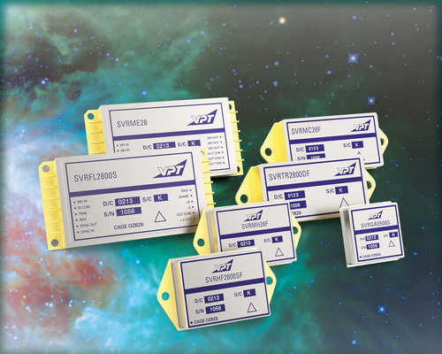VPT Introduces New Series of Radiation Hardened DC-DC Power Conversion Products for Space Power