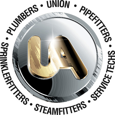 The United Association of Plumbers, Pipefitters, Sprinklerfitters, Welders and Service Technicians. (PRNewsFoto/United Association)