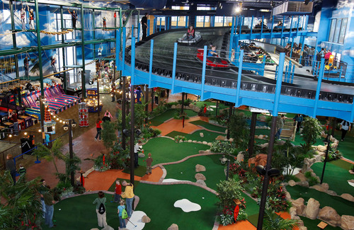 Kalahari Resort-Wisconsin Dells Is the Coolest Destination for Hot Summer Fun