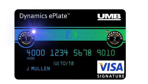 Dynamics Inc. Showcases Revolutionary ePlate™ Credit Card Device At 2013 International CES