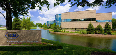 Roche Diagnostics Indianapolis Campus. (PRNewsFoto/Roche Diagnostics) (PRNewsFoto/ROCHE DIAGNOSTICS)