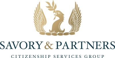 Savory and Partners Logo (PRNewsFoto/Savory and Partners)