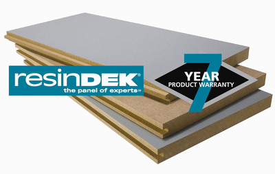 ResinDek Mezzanine Flooring Panels.  (PRNewsFoto/Cornerstone Specialty Wood Products)