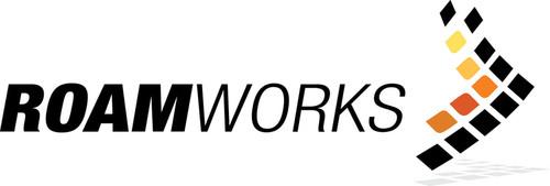 Roamworks logo.  (PRNewsFoto/ROAMWORKS)