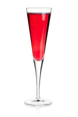 Whole Planet Fizz Cocktail.  (PRNewsFoto/Teatulia Organic Teas)