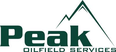 Peak Oilfield Services (PRNewsFoto/Peak Oilfield Services)