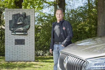 World Premiere for Christian Borgward, the Grandson of the Founder of the Company