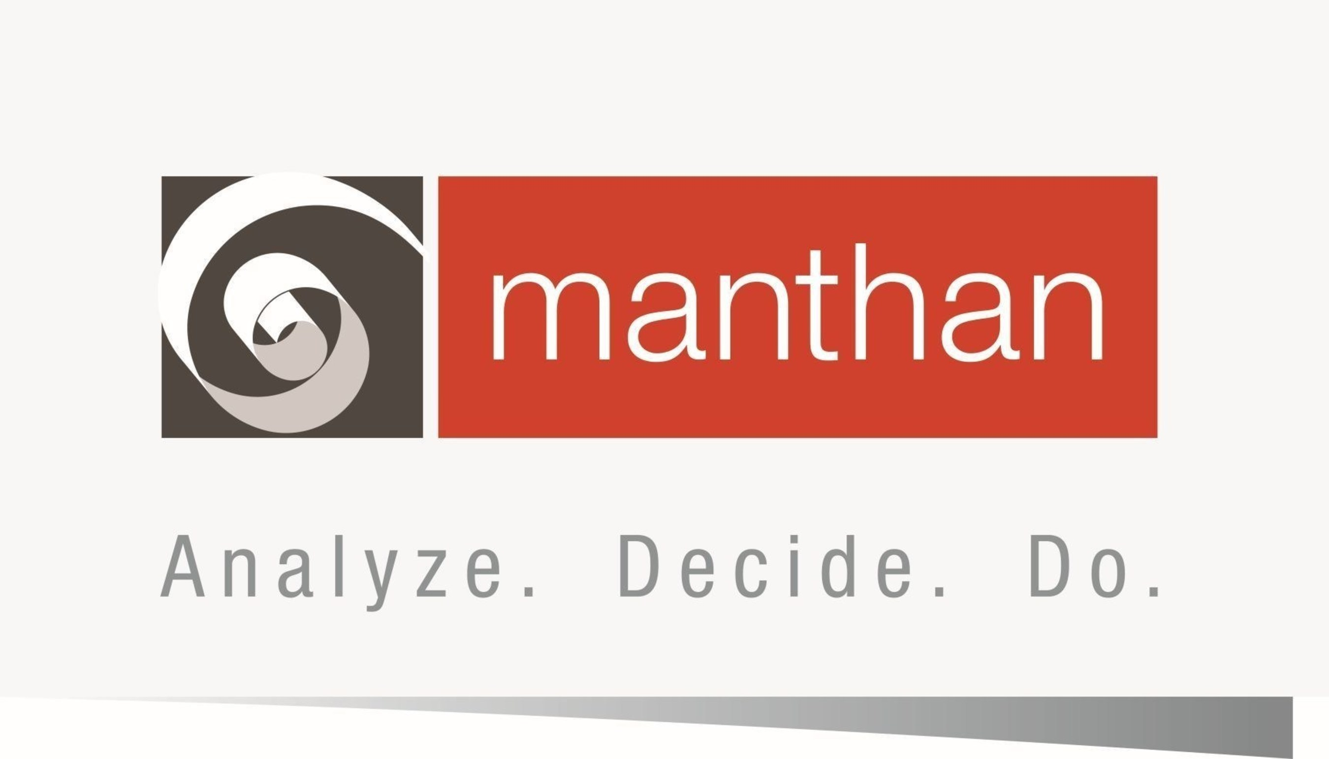 Manthan - IITC Partnership to Bring Big Data and Advanced Analytics Solutions With Zero Capital Expenditure, to the Middle East