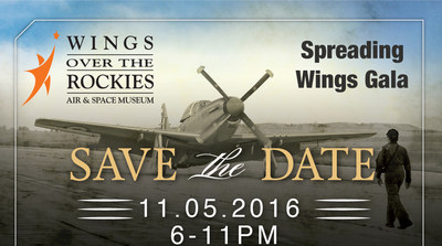 Wings Over the Rockies Air & Space Museum will be honoring American Fighter Aces at Annual Gala in Denver, Colorado.