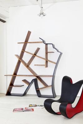 X Chair, Prelude Bookcase (PRNewsFoto/Atelier Bala)