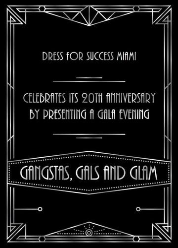 Cover Invite (PRNewsFoto/Dress for Success) (PRNewsFoto/Dress for Success)