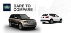 The comparison of the 2014 Range Rover vs. the 2014 BMW X3 is fairly close until the performance of the engines is examined an the Range Rover boasts more horsepower. (PRNewsFoto/Land Rover of San Antonio)