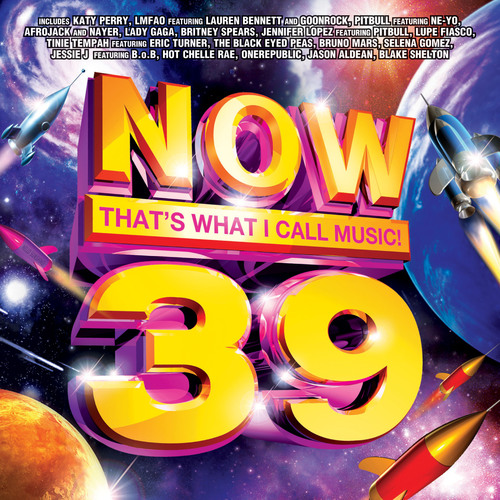 "The latest edition of the world's best-selling, multi-artist album series, NOW That's What I Call Music!, will be released on August 9.   NOW That's What I Call Music! Vol. 39 features 16 current major chart hits, plus four up-and-coming ""NOW What's Next"" New Music Preview tracks.  www.nowthatsmusic.com.  (PRNewsFoto/EMI Music / Sony Music Entertainment / Universal Music Group)"